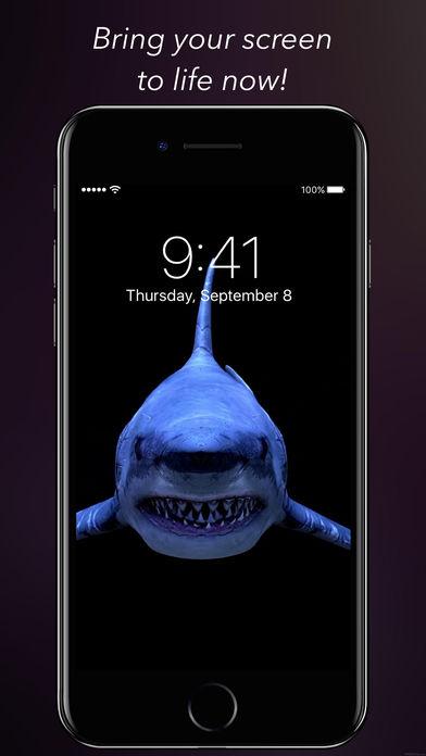 imagen en vivo iphone