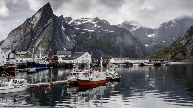 viaje a noruega