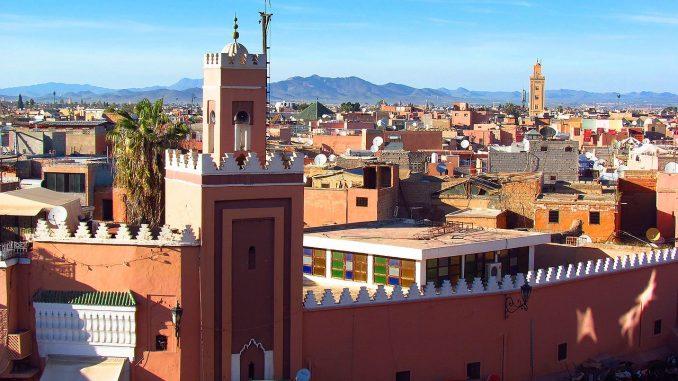 viaje a marrakech